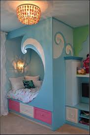 Ocean Themed Girls Bedroom Decorating Page 2 The Whimsical Lady