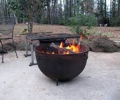view in gallery big bowl fire pit cast outdoor bowls gas uk metal designs settings