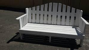 garden furniture garden bench patio bench outdoor furniture white arched