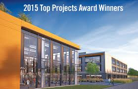 top projects awards 2016
