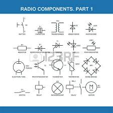 wiring diagram stock photos pictures royalty wiring wiring diagram designation of components in the wiring diagram in vector format eps10