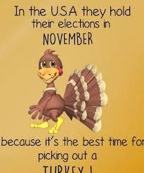 Image result for good Thanksgiving  Turkey politics jokes