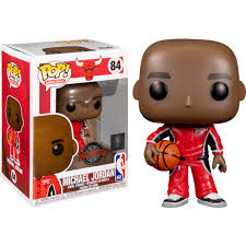 Adidas x dragon ball z. Funko Pop Nba Basketball Michael Jordan In Red Warm Up Suit 84 The Amazing Collectables
