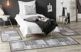 Bettumrandung Bettvorleger Schlafzimmer Vintageteppich Läuferset