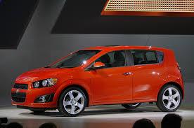 2012 Chevrolet Sonic Hatchback: Detroit 2011 Photo Gallery - Autoblog