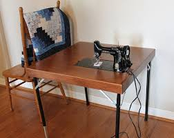 Featherweight Sewing Machine Table