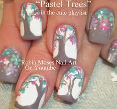 Robin Moses Nail Art: