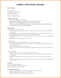 Collection Of Solutions 4 Curriculum Vitae English Example Pdf