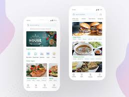restaurant menu design app foodpasta restaurant app design concept freebie uplabs