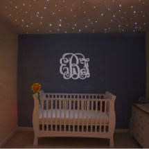 baby girl nursery with star ceiling lighting baby room lighting ceiling