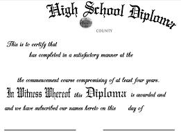 Free Homeschool Diploma Template Free Homeschool High School Diploma Template