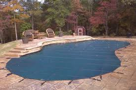 winter pool covers. Unique Covers Pick Your Style Of Winter Debris Pool Cover In Winter Pool Covers R