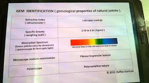 Dichroscope Color Chart What Is A Professional Jadeite Jade Testing By Raffles Gemlab Singapore Useful Info Below