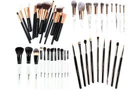 best makeup brush sets for under good uk