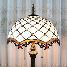 style floor lamp living room bedroom study landing tiffany shade replacement style floor lamp living room bedroom study landing tiffany shade replacement