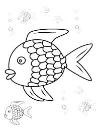fishes coloring pages freshwater fish coloring pages walleye page free rainbow book freshwater fish coloring