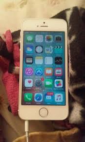 Straight Talk Apple iPhone 5s 16GB Prepaid Smartphone Silver