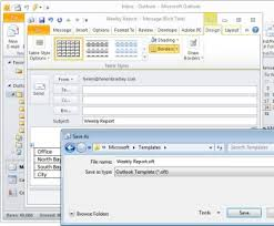 Create An Outlook Template 5 Ways To Work Faster In Microsoft Outlook