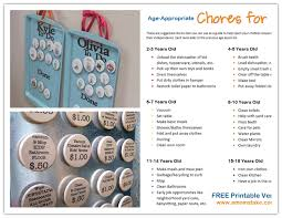 How To Make A Diy Chore Chart For Kids How To Instructions