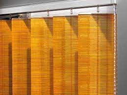 replacing vertical blinds
