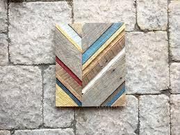 reclaimed barn wood art 2