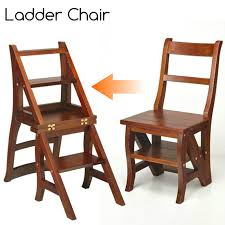 library chair step ladder step ladder chai wood folding step st end 982018 943 pm