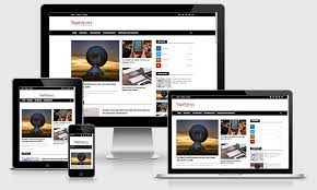 best news template for blogger top news responsive news magazine blogger template way