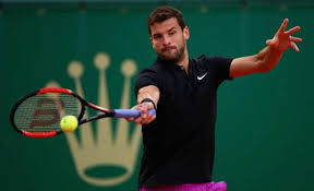 Are there other active players with eastern forehand grips? Il Dritto Di Grigor Dimitrov
