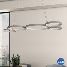 mesmerizing led ring chandelier 22 vonn vmc32410al 2 furniture fascinating led ring chandelier