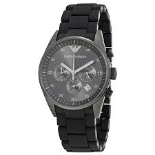 13 most popular best selling watches rubber straps for men ar5889 mens armani sportivo black chronograph rubber strap watch