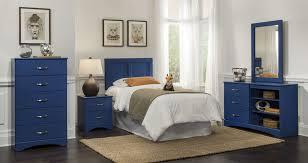 Blue Bedroom Furniture