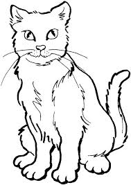 Small Picture Download Cat Animal Animal Coloring Pages Or Print Cat Animal