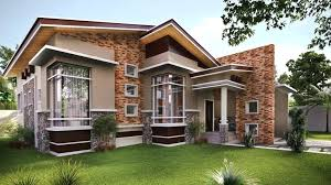 best house designs bungalow house design with rooftop ideas low cost bungalow house plans in
