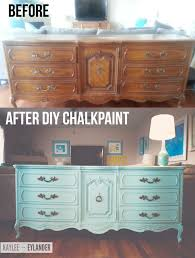 chalk paint desk diy furniture easy ideas distressed high thrift high def wax painting techniques
