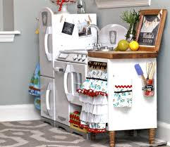 Kid Craft Retro Kitchen Play Kitchen Kids Kitchen Kidkraft Retro Kitchen Madeover