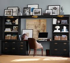home office pottery barn. Reynolds Home Office Suite Pottery Barn A