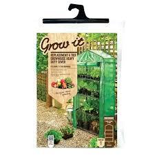 gardman 4 tier greenhouse staging shelving double pack