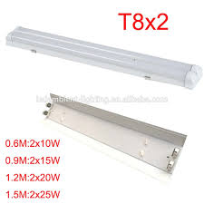 Double Tube Light Price T8x2 Integrated Led Double Tube Light Fitting By Low Price Ceiling Office Using Shade Buy Double Tube Light Fitting Double Tube Light Double Light