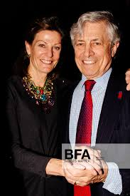 """Betsy Smith, Rick Cotton at Central Park Conservancy's Winter Party : """"A  Night in Morocco"""" / id : 3238977"""
