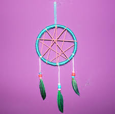 How Dream Catchers Are Made DIY KidFriendly Dream Catcher UrbanMoms 25