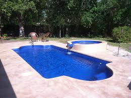 Wooden With Pool Simple