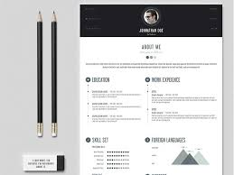Creative Resume Templates Free Download For Microsoft Word Graphic