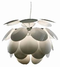unusual pendant lighting. Plain Unusual Unusual Pendant Lighting Australia  Lotus Poul Henningsen  INspired Replica On L