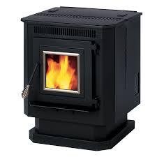 summers heat 1 500 sq ft pellet stove