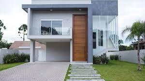 Telhado 2 aguas, com telhas de fibrocimento (eternit, brasilit), a área da casa é de 7, 30m (caída) x 15, 80m; Telhado Embutido 60 Modelos Fotos E Projetos De Casas