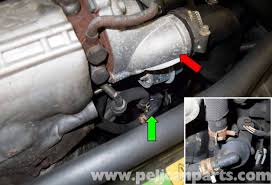 mini cooper r auxiliary coolant pump replacement  the auxiliary coolant pump green arrow is used to supplement the engine coolant pump
