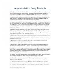 Example Of A Good Persuasive Essay High School Persuasive Essay Topics Project Community