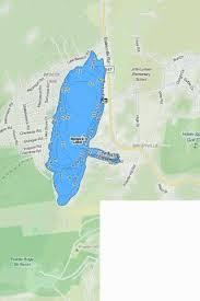 Beseck Lake Fishing Map Us_ct_199 Nautical Charts App