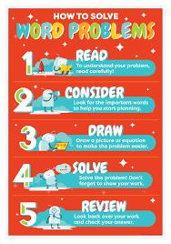 Smart Chart Word Solving Word Problems Smart Chart Top Notch Teacher