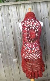 Crochet Circular Vest Pattern Free Magnificent Blooming Kaleidoscope Pattern By Taylor Tengelsen Shawls And